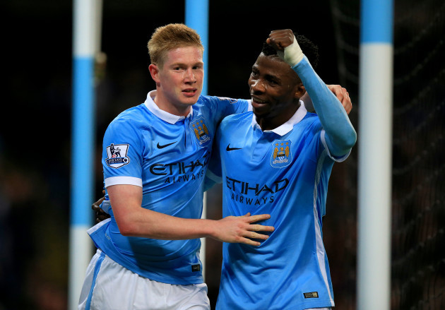 Soccer - Capital One Cup - Fourth Round - Manchester City v Crystal Palace - Etihad Stadium