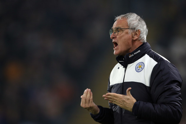 Soccer - Capital One Cup - Fourth Round - Hull City v Leicester City - KC Stadium