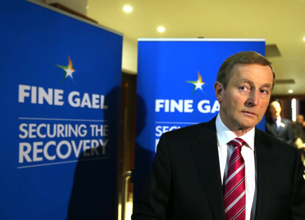 17/10/2015. Fine Gael Presidential Dinners