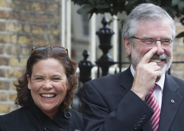 14/4/2015 Sinn Fein Gay Marriage Equality Referendums