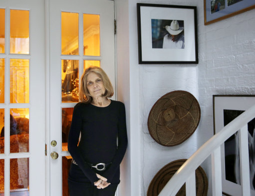 Books Gloria Steinem
