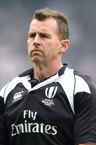 Rugby Union - Nigel Owens File Photo