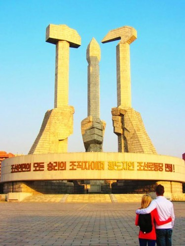 they-checked-out-the-massive-monument-to-the-party-founding-in-pyongyang-which-commemorates-the-1946-creation-of-the-workers-party-of-korea