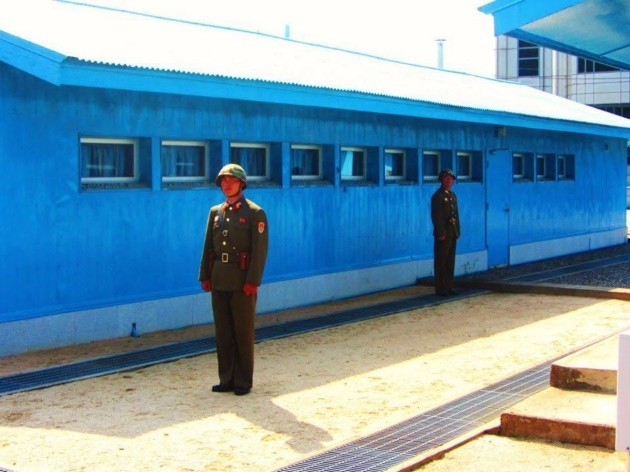 they-said-that-they-were-the-only-westerners-on-the-north-korean-side-of-the-border-and-the-atmosphere-was-extremely-tense