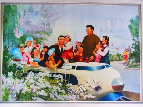 inside-the-classroom-of-the-school-was-a-billboard-of-kim-il-sung-the-former-supreme-leader-of-the-country