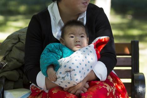China Baby Stock Boom