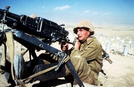 soviet soldiers afghanistan 1987