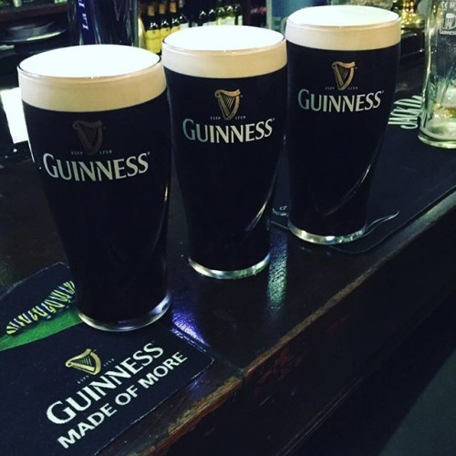 #Guinness #pints #madeofmore #londontown #vauxhall
