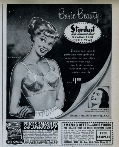 Stardust Life-Insured Bra 1949