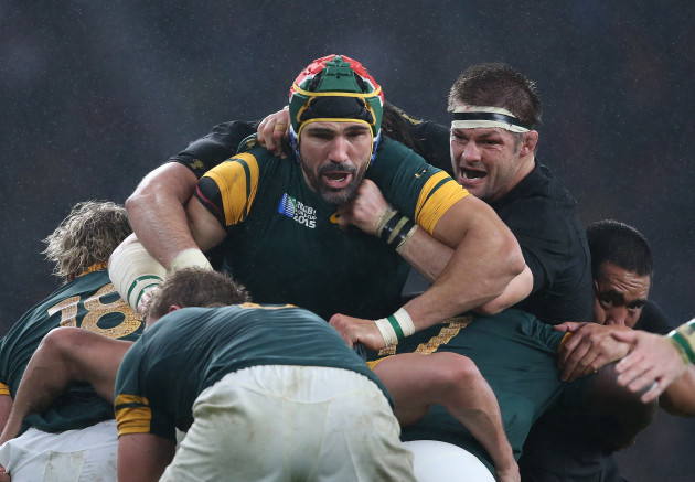 Victor Matfield and Richie McCaw