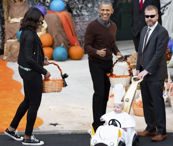 Obama Halloween