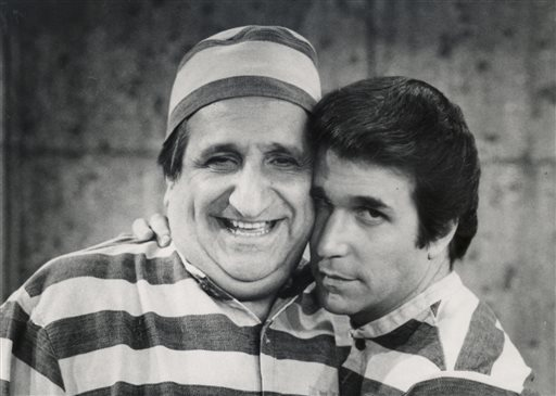 Henry Winkler, Al Molinaro