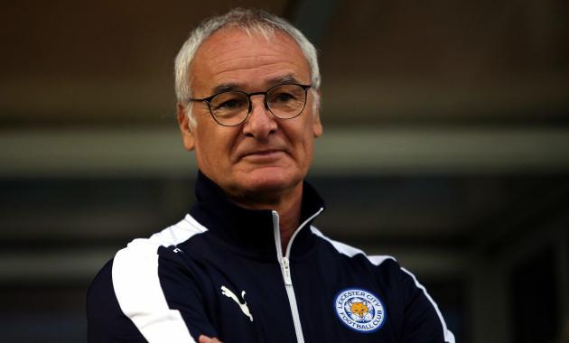 Soccer - Claudio Ranieri File Photo