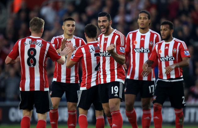 Soccer - Barclays Premier League - Southampton v AFC Bournemouth - St Mary's