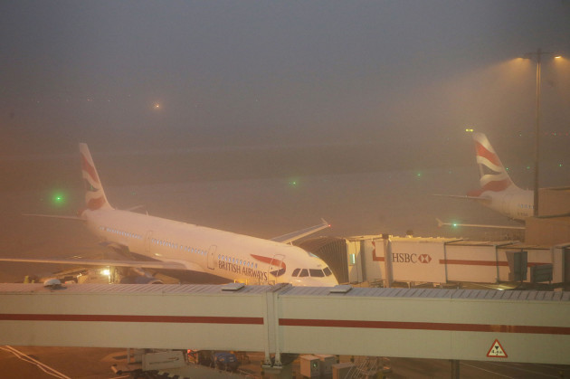 Heathrow flight cancellations