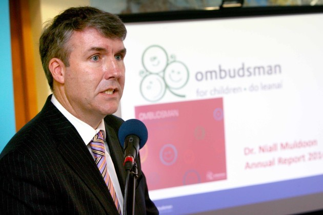 Ombudsman Children report 2