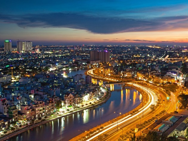 2-ho-chi-minh-city-and-hanoi--both-of-these-vietnamese-cities-offer-an-array-of-food-lodging-and-sightseeing-options-for-as-little-as-20-a-day-ho-chi-minh-city-is-vietnams-largest-city-and-it-bustles-with-ene