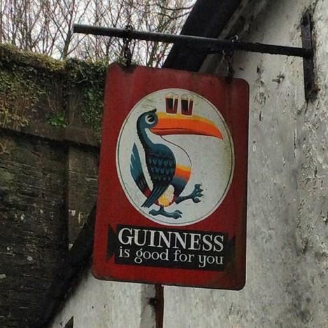 #Guinness! #whoKnew?!