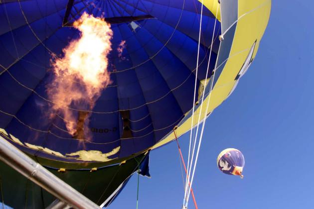 Balloon Week Switzerland