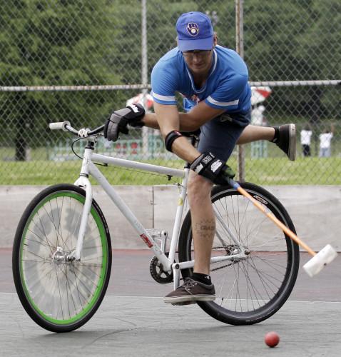 Hardcourt Bike Polo