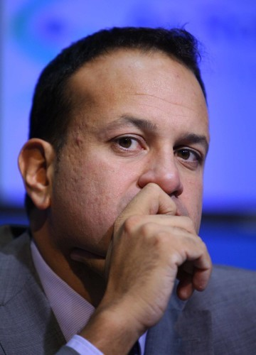 13/10/2015 Minister for Health Leo Varadkar TD is