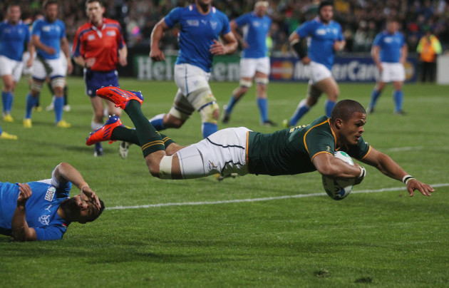 New Zealand WCUP Rugby World Cup Namibia South Africa