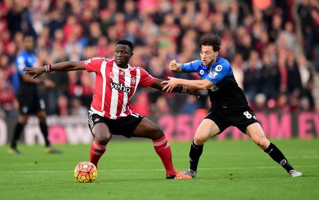 Soccer - Barclays Premier League - Southampton v AFC Bournemouth - St Mary's