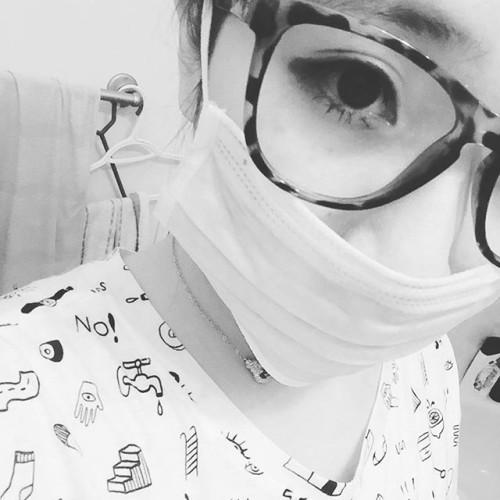 我现在觉得连动物的嘴巴都如此性感。。#sick#coldsore#fuk#ottawa#canada#mask