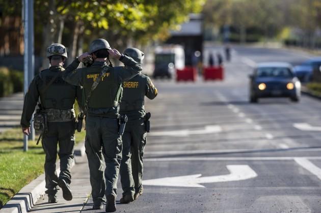 California Campus Stabbings
