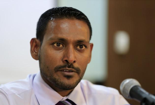 Maldives Vice President Arrested
