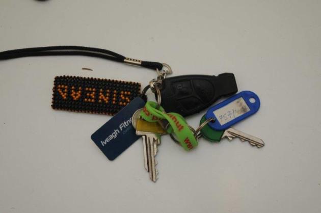 Keys - 1