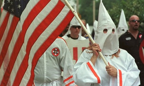 MISSISSIPPI KKK RALLY