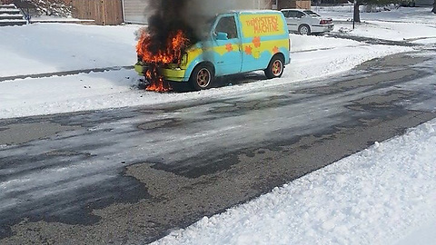 What happened Scoob?