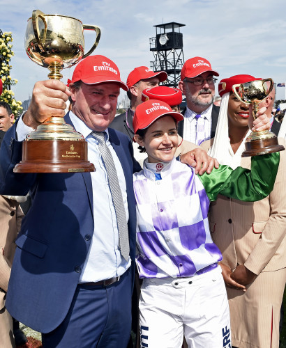 Australia Melbourne Cup Horse Racing