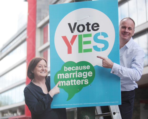 30/4/2015 Gay Marriage Equality Referendums