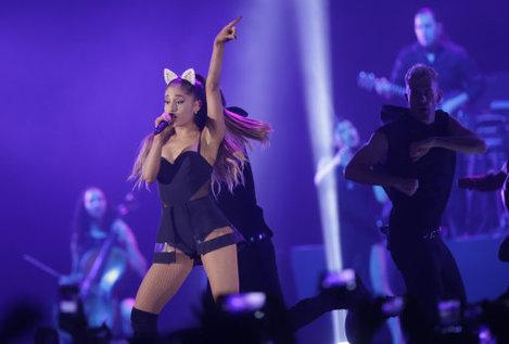Indonesia Ariana Grande