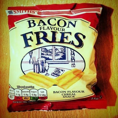 #baconfries #snacks #barsnacks #bacon
