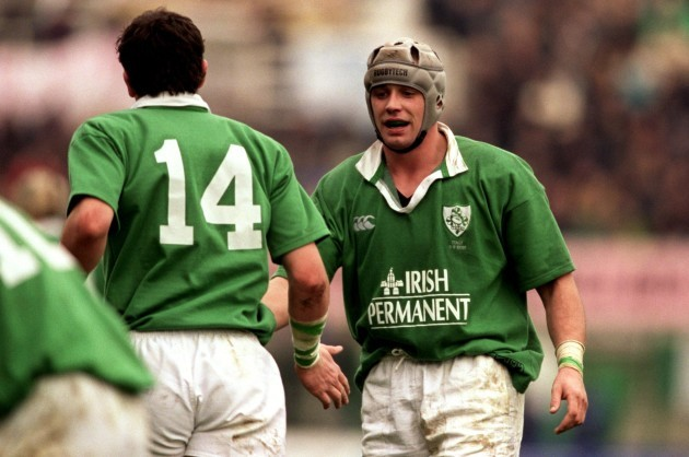 Rugby Union - Lloyds TSB Six Nations Championship - Italy v Ireland