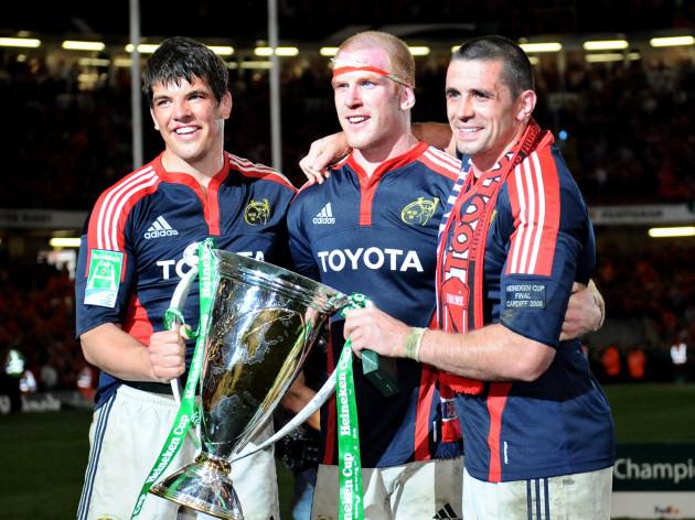 Rugby Union - Heineken Cup - Final - Munster v Toulouse - Millennium Stadium