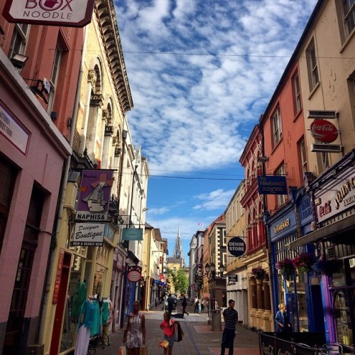 #oliverplunkettstreet #corkcity #therebelcounty 23/6/15