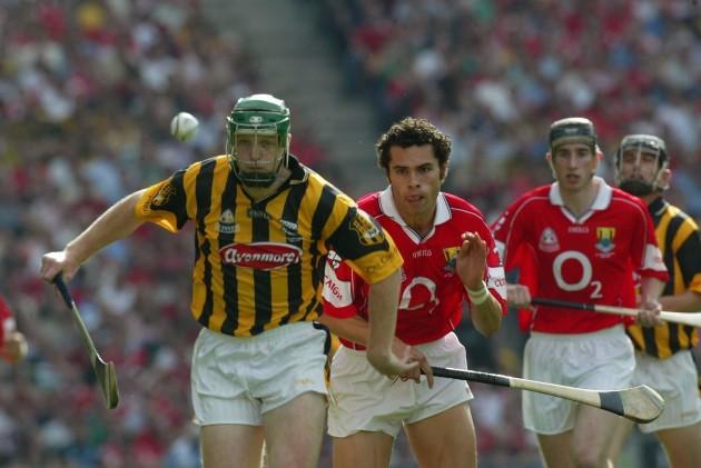 Henry Shefflin and Sean Og O'hAilpin 14/9/2003