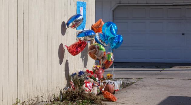 Chicago Violence Child Shot