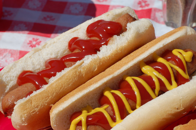 An estimated 150 million hot dogs will be eaten on the 4th of July! #J4Winfield