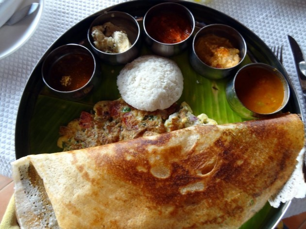 india-breakfasts-in-india-vary-by-region-but-often-youll-find-a-tray-like-this-one-crowded-with-chutneys-dips-and-breads-like-dosa-roti-or-idli
