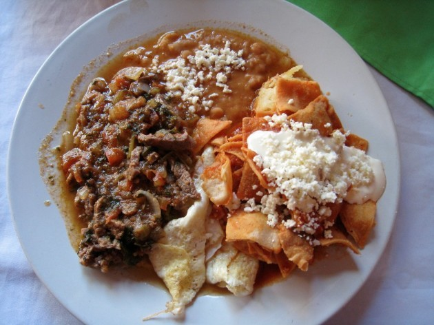 mexico-the-first-meal-of-the-day-is-hearty-with-dishes-like-chilaquiles-below-and-huevos-rancheros-being-popular-choices-sweet-rolls-and-coffee-are-lighter-options
