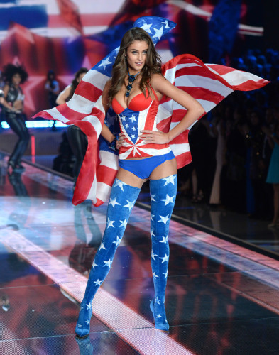 2015 Victoria's Secret Fashion Show - Runway - New York