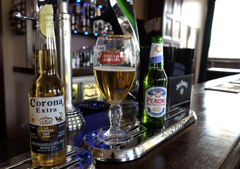Britain Beer Merger