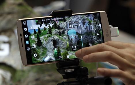South Korea LG Electronics New Phone