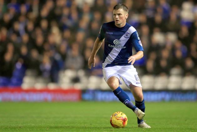 Soccer - Sky Bet Championship - Birmingham City v Blackburn Rovers - St Andrews