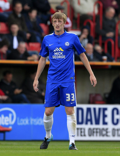 Soccer - Sky Bet League One - Swindon Town v Peterborough United - County Ground